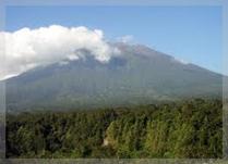 バリ島溶岩石