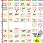 schedule170501