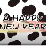 新年ご挨拶動画