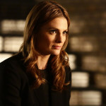 """CASTLE - """"Dead Red"""" - When the son of a Russian diplomat turns up murdered, Beckett and Castle find themselves in a dangerous game of international crime and punishment, with Castle having to entertain a jovial Russian security officer who winds up more involved than anyone planned, on """"Castle,"""" MONDAY, FEBRUARY 15 (10:01-11:00 p.m. EST) on the ABC Television Network. (ABC/Nicole Wilder) STANA KATIC"""